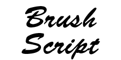 Brush-ScriptIO9MWbzMP70sY