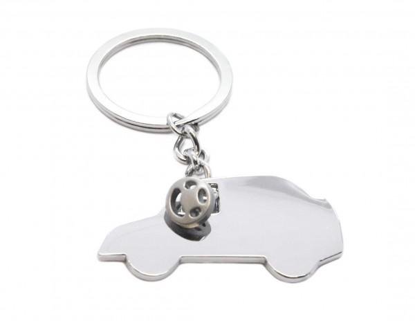 Schlüsselanhänger Auto MyOwnName