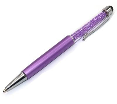 2 in1 Strasskugelschreiber Touch Pen mit Gratis Gravur MyOwnName