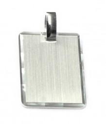 Anhänger ~ Kette mit Gravur aus 925er Silber