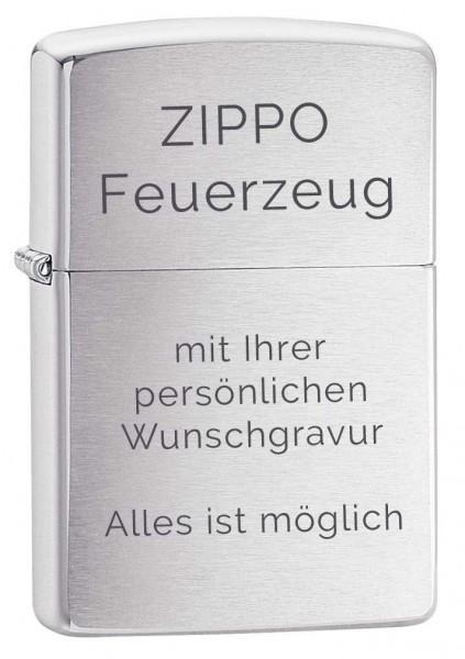 ZIPPO Feuerzeug mit Gravur