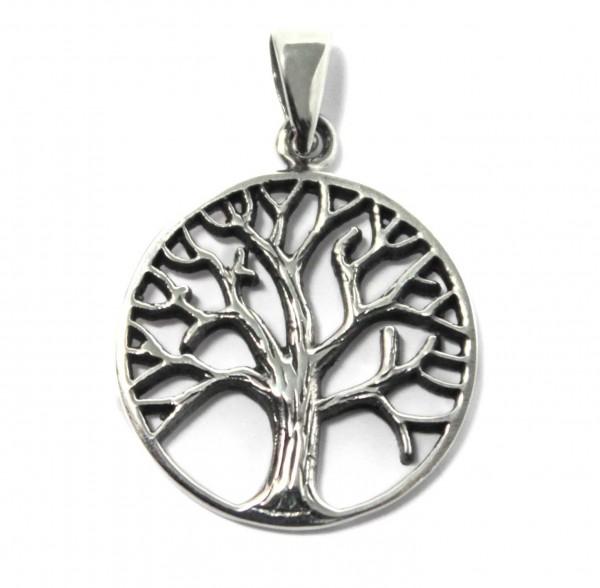 Lebensbaum aus 925er Silber MyOwnName