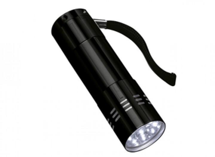 led taschenlampe schwarz inklusive gravur online shop f r individuell. Black Bedroom Furniture Sets. Home Design Ideas