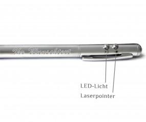 personalisierter 4in1 Kugelschreiber