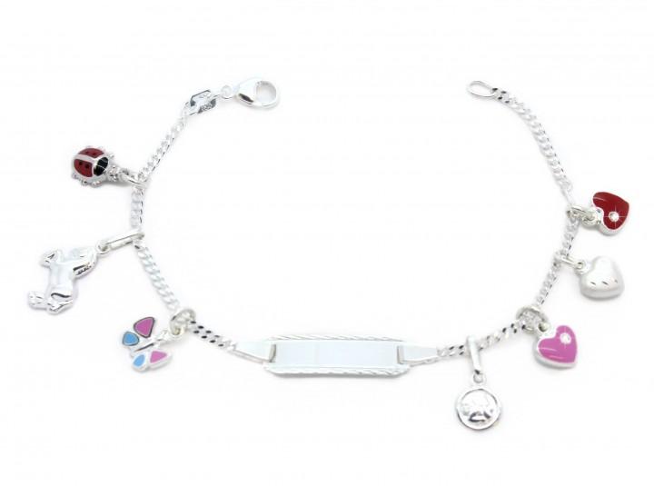 baby armband mit namen graviert aus silber online shop f r individuell. Black Bedroom Furniture Sets. Home Design Ideas