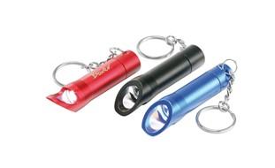 LED Taschenlampe mit Flaschenöffner gratis Lasergravur