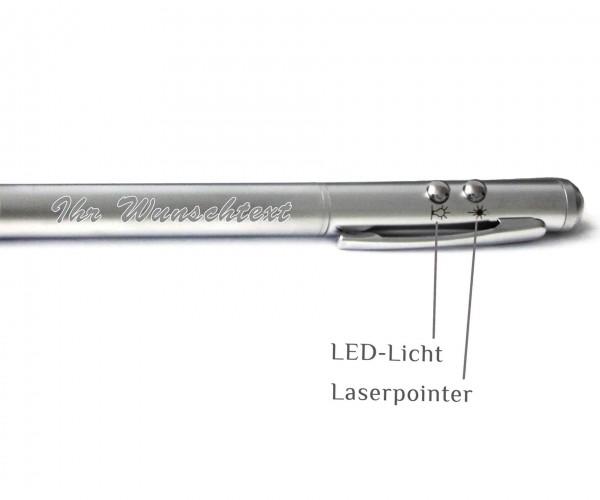 personalisierter Kugelschreiber 4in1 MyOwnName
